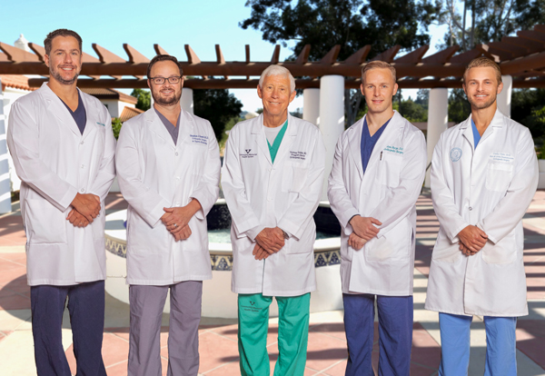 Ojai Valley Community Hospital ROSA Total Knee Replacement System surgeons